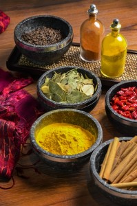 W Taipei News Release- Indulge Indian Food Festival The Land of Spices at the kitchen table restaurant