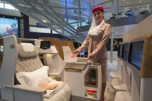 Emirates Airline, ITB BErlin