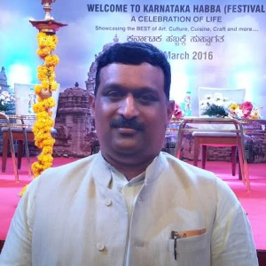 S A Hussain, Chairman, Karnataka Tourism Development Corporation