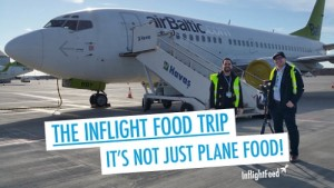 InFlight Food Trip (PRNewsFoto/InFlightFeed)
