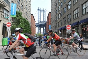 5 Borough Bike Tour
