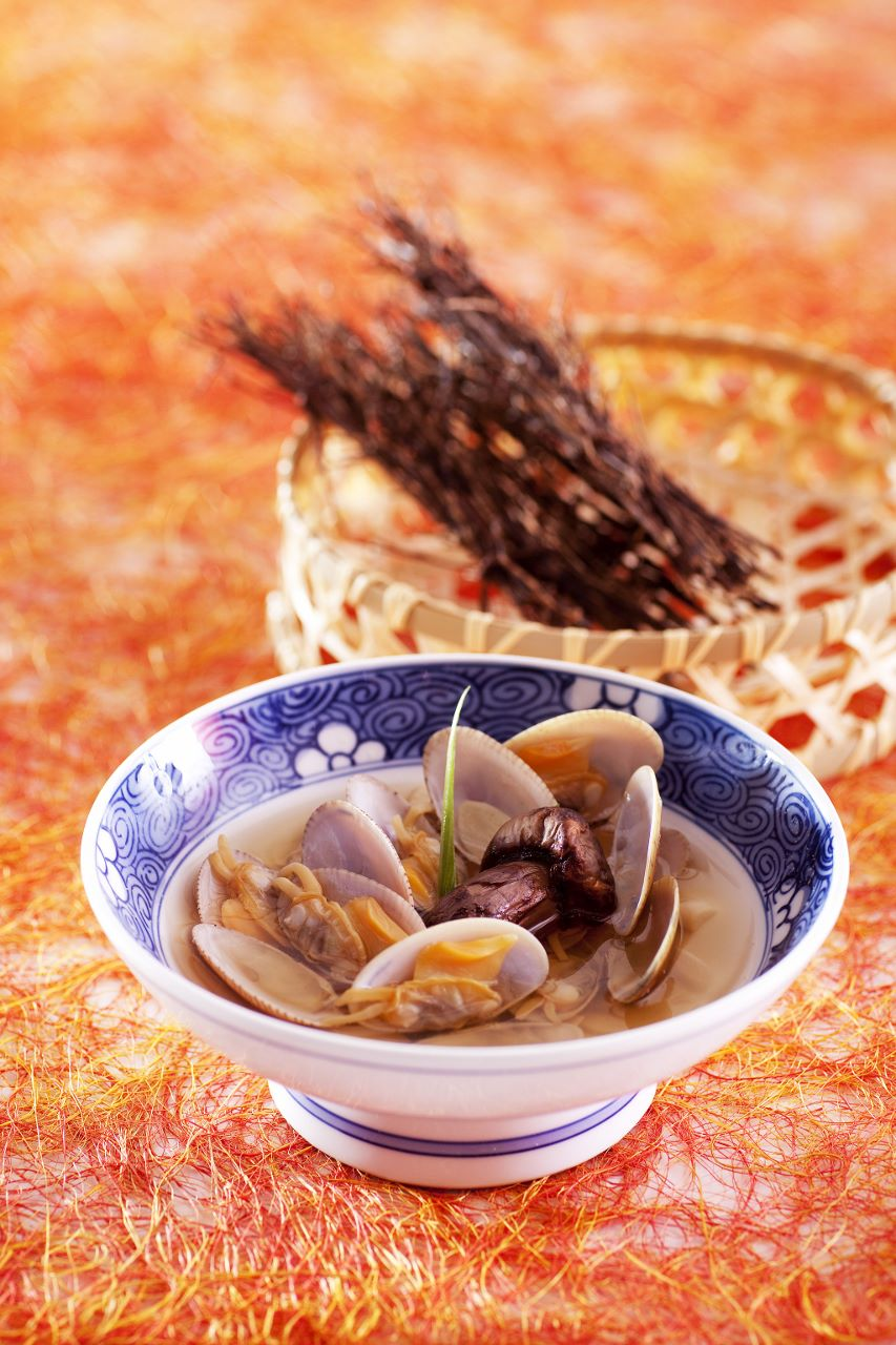 6_Aji Bou Izakaya_Poached Clams with Sake 味房居食屋_東京灣清酒煮蜆