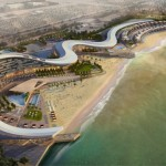 Anantara Jebel Dhanna and AVANI Jebel Dhanna - development rendering low res