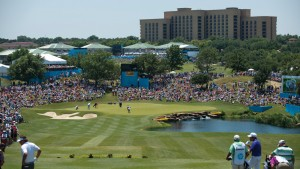 Events of Saturday May 19, 2012 at the PGA event - The Byron Nelson Championship