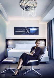 Mercedes Benz Living @ Frasers