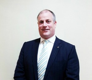 Mr. Glenn Nobbs, General Manager, Copthorne Hotel