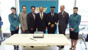 Oman Air Celebrates 2nd Daily flight (1)