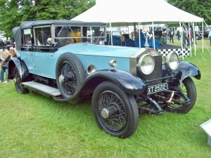 RollsRoyce 1924 Silver Shadow Cabriolet built for Lord Mountbatten.Flickr