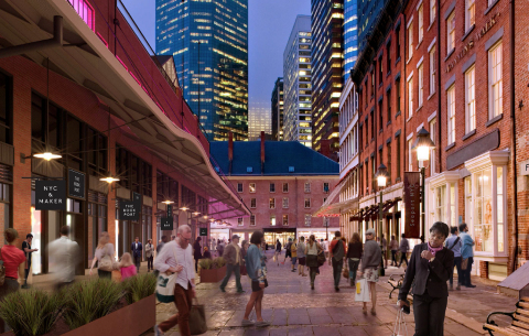 Seaport_District_-_Historic_Streetscape