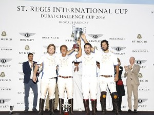 St Regis International Cup 2916 Champions Bin Drai
