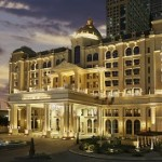 The St Regis Dubai at Night