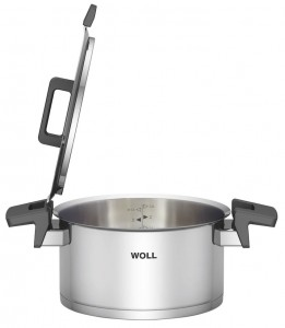 Woll Concept Casserole Pot - Parked Position