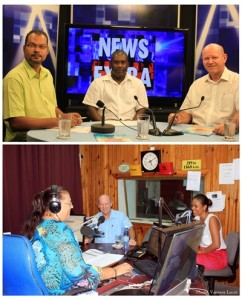carnaval news extra and radio interview