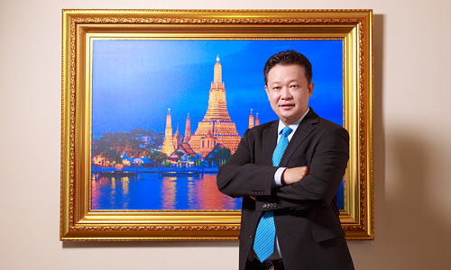 Mr. Yuthasak Supasorn, TAT Governor