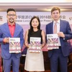 2 - The Chinese Luxury Traveler Report_Sinclair Lyu, Hurun (left),  Peggy Fang Roe, Marriott International (centre) and Rupert H