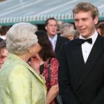 2. HM The Queen and Grant Harrold