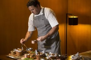 Four Seasons Hotel Sydney_Executive Chef Michael Mousseau_credit Damien Ford Photography