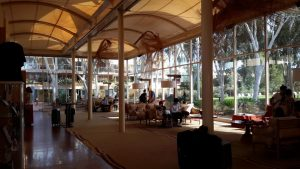 Foyer - Sails in the Desert Hotel