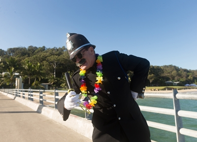 Fun Police_Tangalooma Resort on Moreton Island