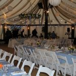 Grand Mercure's marquee -  Bavarian set up smaller