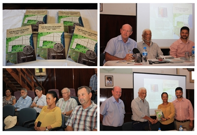 LAUNCHING OF BOOK JULIEN DURUP