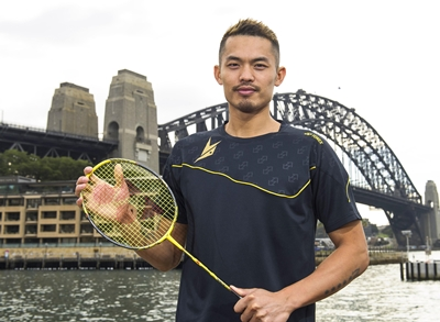 Australian Badminton Open Superseries Press Conference - Sydney, 25th of May, 2015.