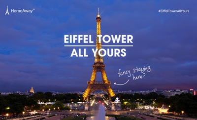 Photo-Eiffel Tower- All yours with HomeAway