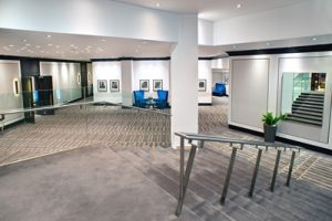 Radisson Blu Plaza Sydney entrance to Pre-Function Area