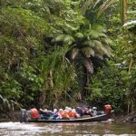 River cruising on the Napo River in the Amazon - Aurora Expeditions