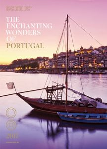 Scenic Portugal Brochure 2017 Cover
