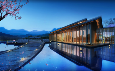 The Dusit Thani Hot Springs and Wellness Resort Fuzhou