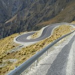 The much-anticipated sealed road is complete at The Remarkables ski area...