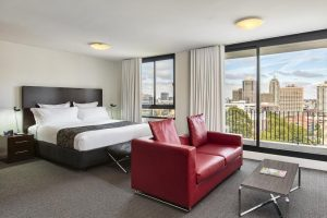 Cambridge Hotel Sydney marketing images by Fred McKie Photography.