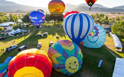 balloon media flight