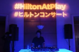 """TOKYO, JAPAN - MAY 04:  General view at the Halsey concert, which was part of the 2016 Hilton Concert Series on Wednesday, May 4, 2016 in Tokyo, Japan. The concert, which took place at Hilton Tokyo Odaiba, is the third of seven being held at hotels with the Hilton portfolio, showcasing the benefits of being an HHonors member - and the first Asia Pacific performance for the Series. For more information, visit HHonors.com.  (Photo by Jun Sato/Getty Images for Hilton)"""