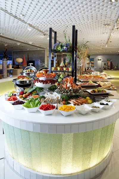 8_L'Eau Restaurant (International Buffet)