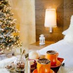 A Warming Tray of Wintery Treats - included in your stay