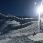 A metre of snow wall to wall on Mt Hutt