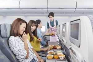 A330 Economy Class Meal Service PAX & FltAttend COMP 6June2016