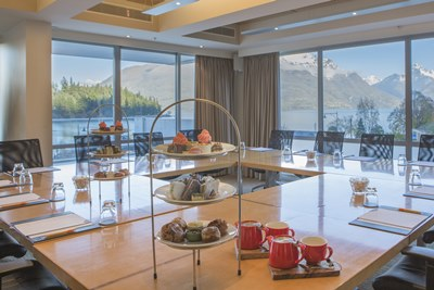 Crowne Plaza Queenstown's High Tea menu on offer to C&I market