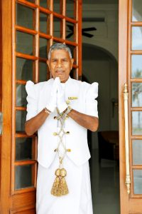 Galle Face's Doorman Completed 50 Years Service in 2016 _Martin Sasse_laif