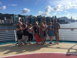 Intinity Voyager Trip - Saily Away