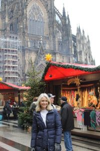 Livinia Nixon on Christmas Markets cruise (1)