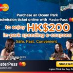 MasterCard Promotion Specials Ocean Park_Eng