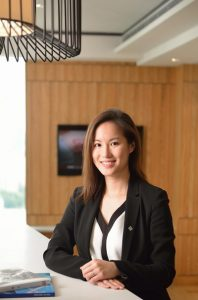 Mavis Ko, Director of Public Relations & Communications, Cordis, Hong Kong