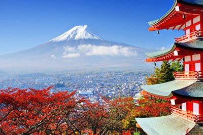 Mt-Fuji-and-Chureito-Pagoda_Japan