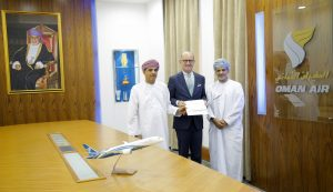Oman Air reaffirms support for MOSDs initiatives