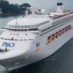 Pacific Dawn arrives in Sydney for State of Origin (2)
