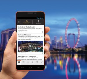 Park Hotel Group offers free smartphone service in Singapore