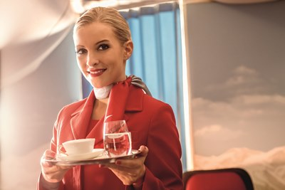 Press Pic of Austrian Airlines